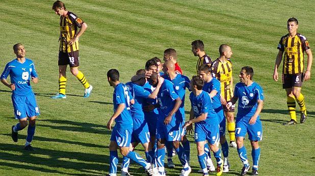"""Миньор - Черноморец 0:1, мач от """"А"""" група, игран на 15 май 2011"""