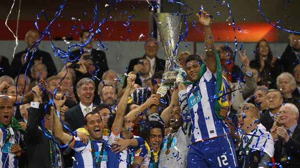 Порто с Купата на Лига Европа