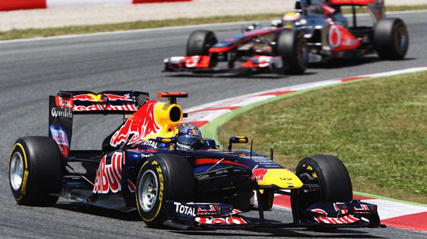 Себастиан Фетел, Гран при на Испания, Формула 1