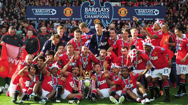 Манчестър Юнайтед с рекордната 19-та титла във Висшата лига