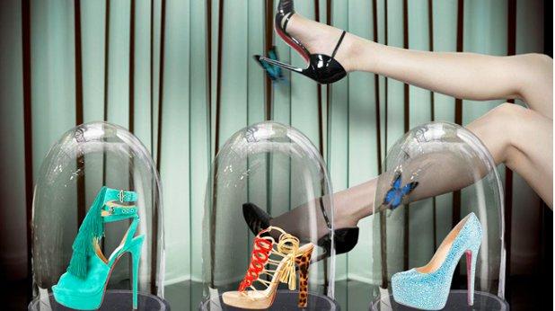 обувки, луботин