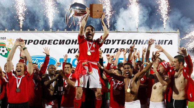 ЦСКА, Купа на България, Тодор Янчев, 2011, Милен Радуканов