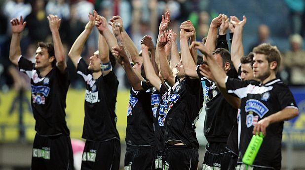 Щурм (Грац) - шампион на Австрия за 2011