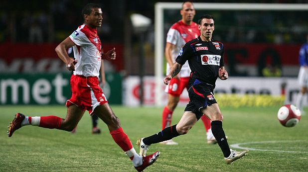 Монако - Олимпик (Лион) 1:0