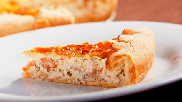 пирог с риба