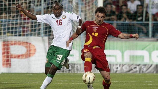 Маркиньош дебютира за националния отбор в квалификацията за Евро 2012 в Черна гора, завършила 1:1