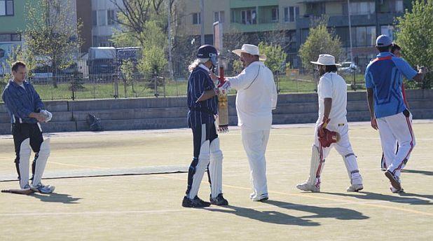Българските крикет ентусиасти - 2