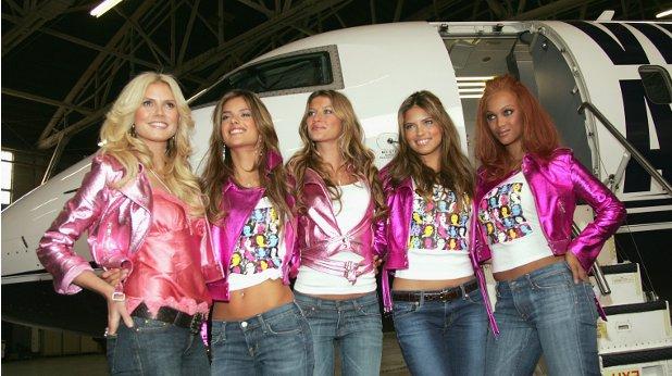 моделки, Victoria's Secret