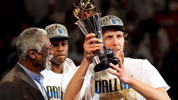 Далас Мавърикс, НБА