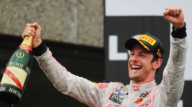 Дженсън Бътън, Формула 1