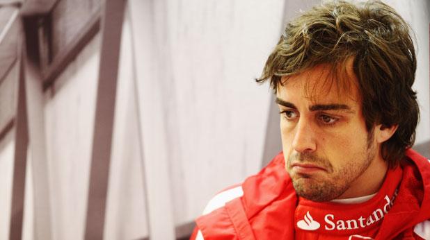 Фернандо Алонсо, Формула 1