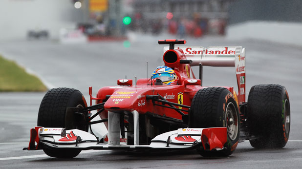 Фернандо Алонсо, Формула 1, Канада