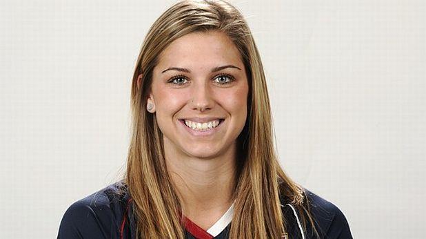 5. Алекс Морган, женски футбол