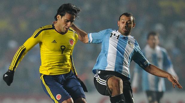 Аржентина - Колумбия