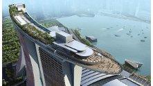 сингапур, покрив