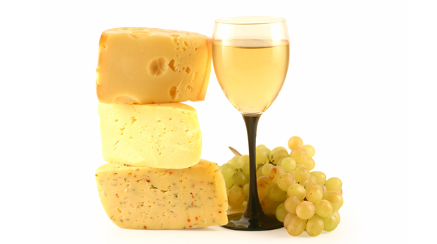 Бяло вино и сирена