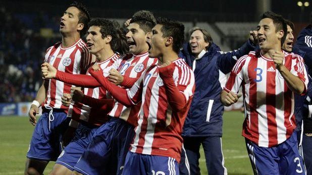 Парагвай, Копа Америка