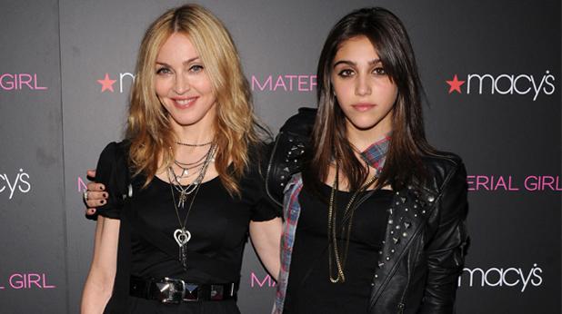 Мадона и Лордес