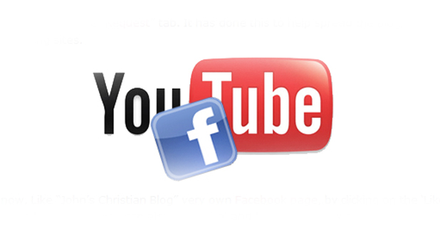 Youtube and facebook