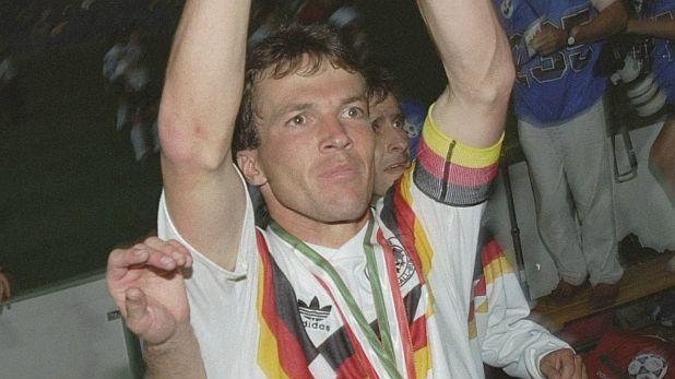 Лотар Матеус, световен шампион, Германия, ФРГ, Мондиал 1990