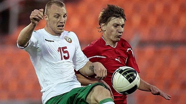 Беларус - България 1:0 - контрола, играна на 10 август 2011