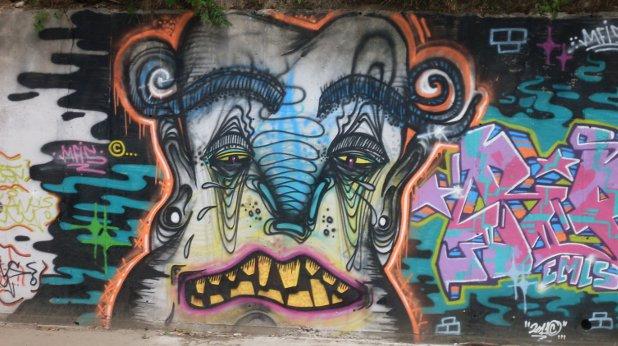 графити, герена5