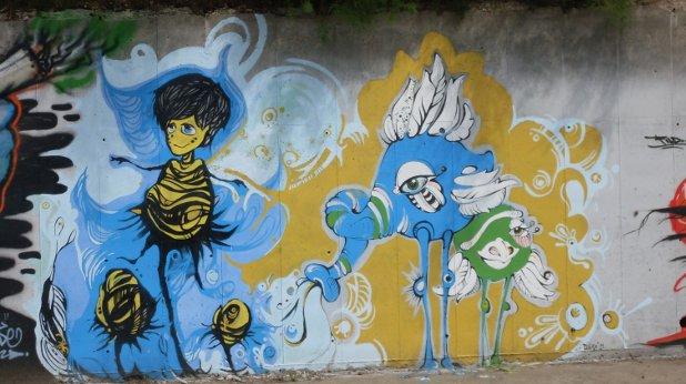 графити, герена6
