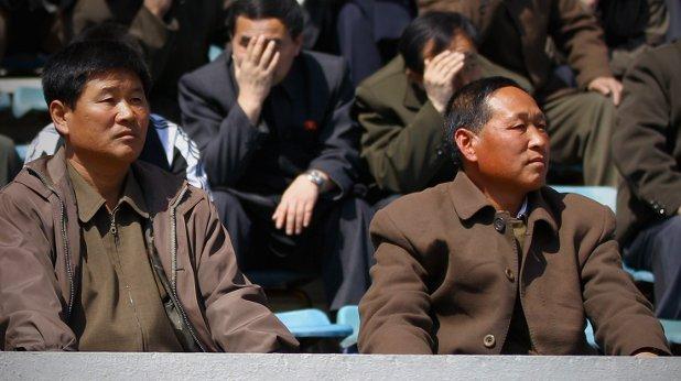 севернокорейци