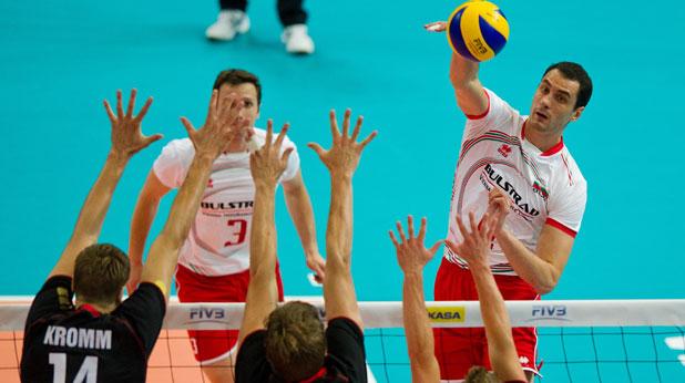 Матей Казийски, България, Германия, волейбол