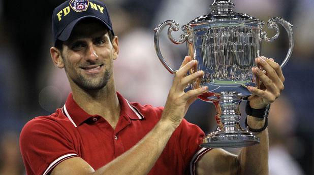 Новак Джокович, US Open