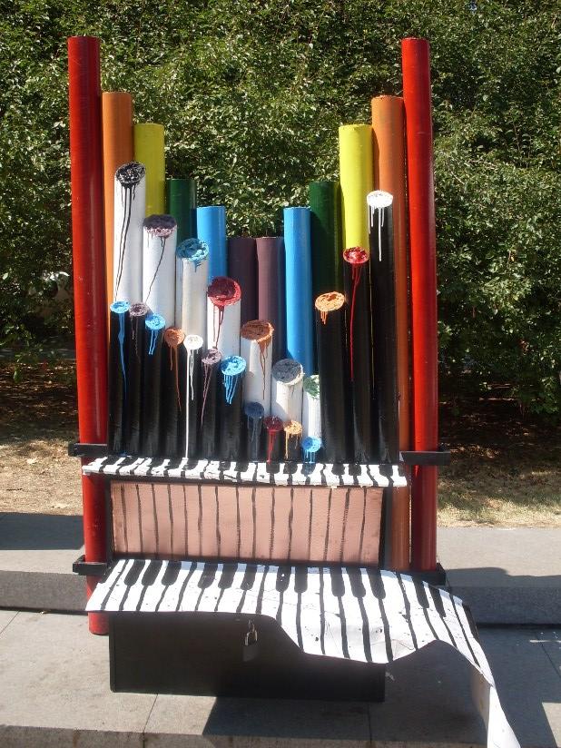 арт пиано