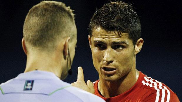 Кристиано Роналдо, Динамо (Загреб), Реал (Мадрид)