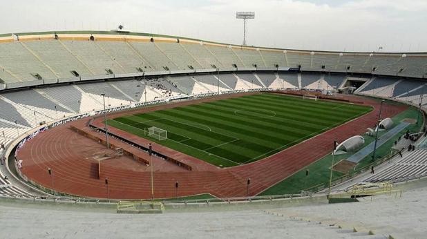 """Стадион """"Азади"""" в Техеран"""
