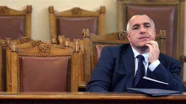 Бойко Борисов, Народно събрание