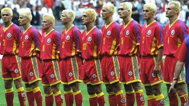 Румъния, Мондиал 1998, изрусени