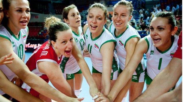 волейбол, българия, жени, евро 2011