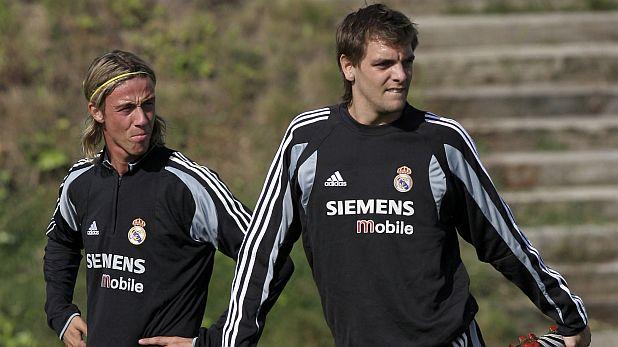Гути, Джонатан Уудгейт, Реал (Мадрид)