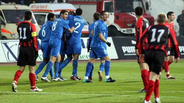 Левски - Локомотив (София) 2:0