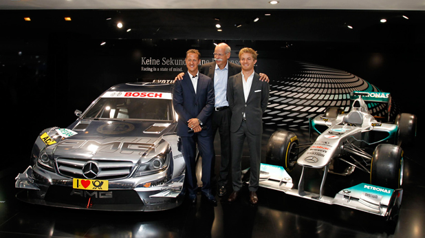 Mercedes DTM 1