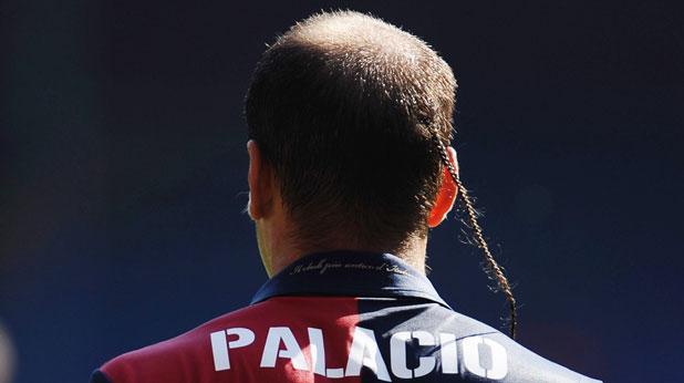 Родриго Паласио, плитка, опашка
