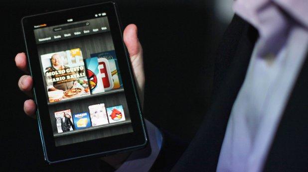 Kindle на Amazon