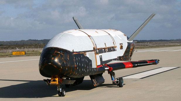 Самолет НАСА