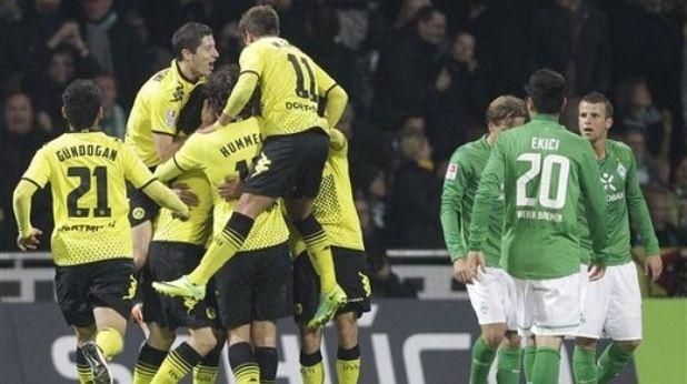 Вердер - Борусия (Дортмунд) 0:2