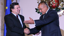 Бойко Борисов и Барозу