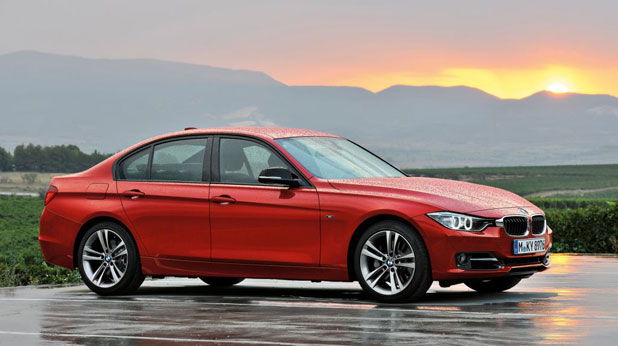 BMW_Seria3_ Sport Line