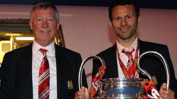 Алекс Фъргюсън, Райън Гигс, Манчестър Юнайтед, купа, Шампионска лига, 2008