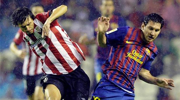 Атлетик (Б) - Барселона
