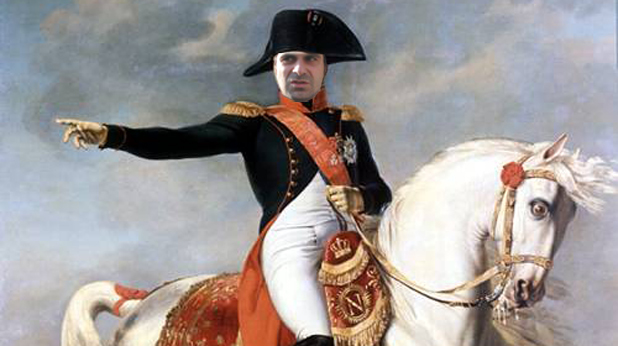 Наполеон, Георги Иванов, Гонзо