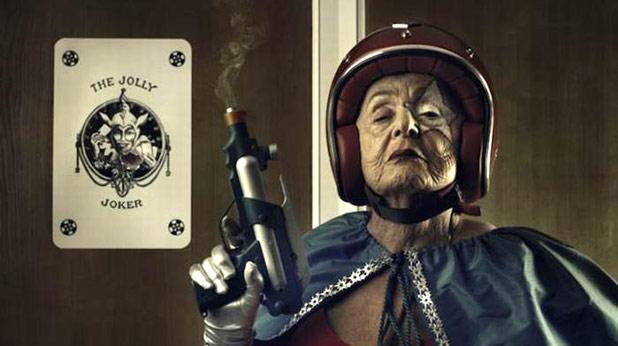 Супер баба 7