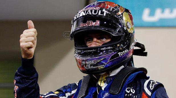 Себастиан Фетел, Формула 1, Абу Даби